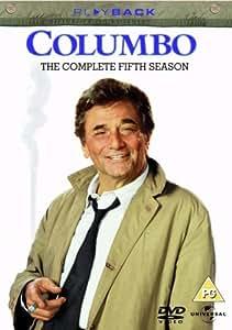 Columbo: Series 5 [DVD]