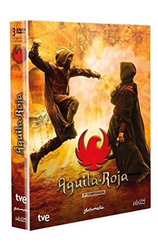 Águila Roja – Temporada 7 [DVD] 51TsgJTM0LL