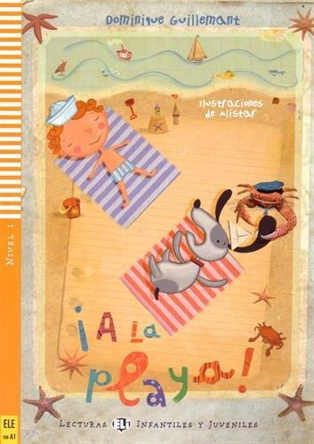 Young Eli Readers: A LA Playa + CD by Dominique Guillemant (2011-04-26)