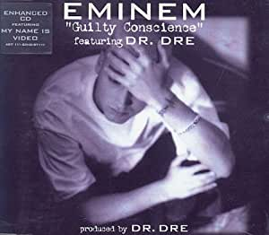 guilty conscience a rap song analysis Guilty conscience by eminem feat dr dre - discover this song's samples, covers and remixes on whosampled.