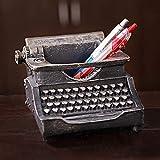Kaige Tischdekoration Vintage Schreibmaschine Form Pen