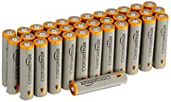AAA-Alkalibatterien