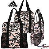 adidas Damen Training Core Graphic Schultertasche, Clear Orange/Grey Three/Black, 17 x 38 x 44 cm