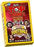 Mini Top Trumps Match World Football Megastars 2013-14
