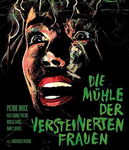Bild von Die Mühle der versteinerten Frauen [Blu-ray] [Limited Edition]