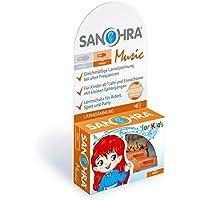 SANOHRA music für Kinder, Ohrstöpsel zum Lärmschutz bei Veranstaltungen, Konzerten und für Musiker preisvergleich bei billige-tabletten.eu