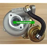Turbocompresor GOWE para RHB31 VZ21 motonieves Quads rinoceronte para motos y ATV 100hp Mini interno-