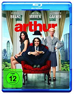 Arthur [Blu-ray]