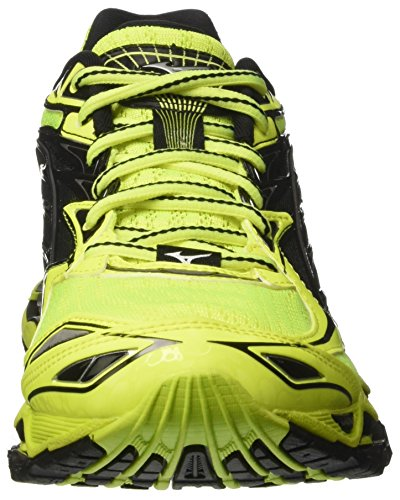 MIZUNO WAVE PROPHECY 6 Safety Yellow/Safety Yellow/Black