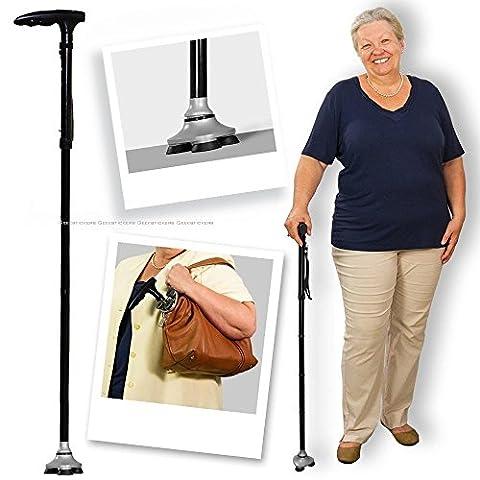 Magic Cane - Smart Easy Walking Stick Adjustable - Lightweight