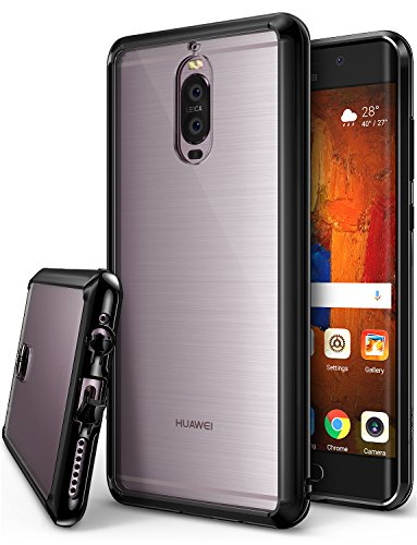 huawei-mate-9-pro-case-ringke-fusion-crystal-clear-pc-back-tpu-bumper-drop-protection-shock-absorpti