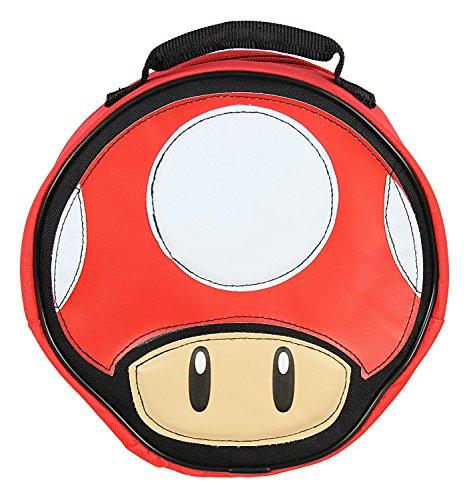 Alimentación y lleve su almuerzo en cualquier lugar con este contenedor almuerzo de Nintendo. Perfecto para cualquier fan de Super Mario.