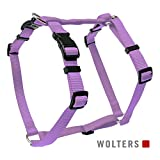 Wolters Geschirr Basic Flieder S-XL - Hundegeschirr, Format:75-100 cm x 25 mm
