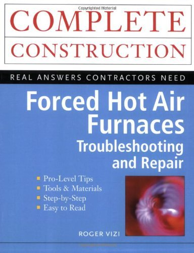 Forced Hot Air Furnaces (Construction Series) (English Edition) - Electronic Air Cleaner