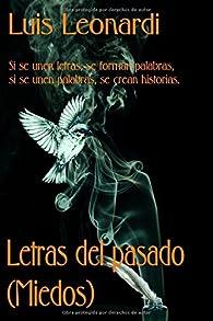Letras del pasado: Miedos par Luis Leonardi