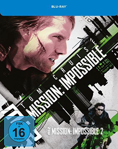 M:I-2 - Mission: Impossible 2 [Blu-ray] limitiertes Steelbook