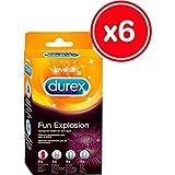 Durex Love Sex Fun Explosion Latex Kondom–108Stück