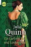 Ein Earl mit Mut und Leidenschaft (Romantic Stars) - Julia Quinn