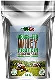 Vita-Go Grass-Fed Whey Protein Powder, 100% reines Molkeprotein von Weidetieren