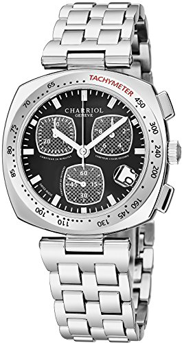 Charriol Alexandre C Men's Chronograph Watch ALC960005