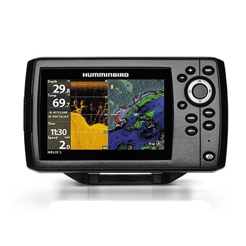 Humminbird HELIX 5 DI G2 Chirp GPS Combo w/Navionics Nav+ Chart -