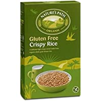 Natures Path | Crispy Rice | 4 x 284G by Natures Path Organic Cereals