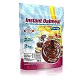 Quamtrax Nutrition Chocolate Hazelnut Avena Instantánea - 2000 gr