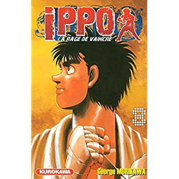 Ippo - saison 1, La rage de vaincre - tome 08 (08)