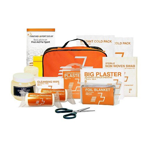Firstaid4sport Essential Football First Aid Kit
