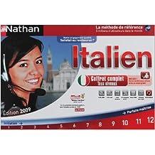 Nathan langues coffret complet italien - Edition 2009