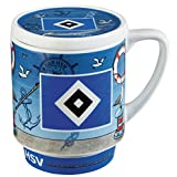 "Tasse Kaffeebecher ""Maritim"" Hamburger SV HSV"