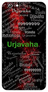 Urjavaha (Of The Nimi Dynasty) Name & Sign Printed All over customize & Personalized!! Protective back cover for your Smart Phone : Moto G2 ( 2nd Gen )
