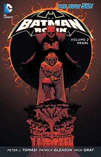 Batman and Robin Volume 2: Pearl TP (The New 52) (Batman & Robin (Numbered)) by Peter Tomasi (2013-12-12)