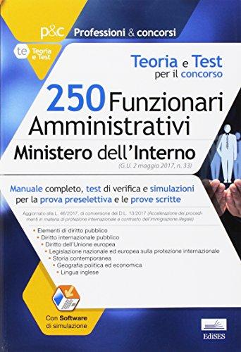 concorso-250-funzionari-amministrativi-ministero-interno