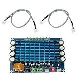 Amplificateur audio, Conseil d'amplificateur de voiture de canal 2/4 commutable CC...