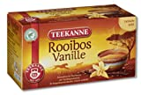 Teekanne Rooibos Vanille 20 Beutel, 4er Pack (4 x 35 g Packung)