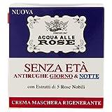 Acqua alle Rose Crema-Maschera Senza Età Giorno & Notte - 50ml