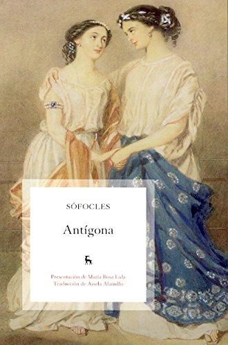 Antigona (VARIOS GREDOS) por Sófocles (496 Ac - 406 Ac)