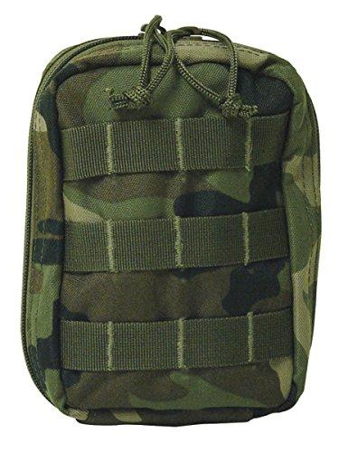 Voodoo Tactical 20–7445005000EMT Tasche, Woodland Camo