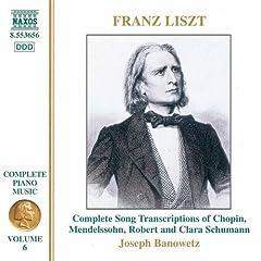 Lieder von Robert Schumann, S569/R257, Nos. 1-7: No. 2. Die wandelnde Glocke