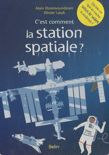 C'est comment une station spatiale ?
