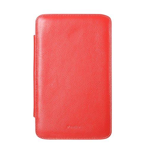 Melkco LGPA83LCKO2RDLC Premium Leder Case für LG Optimus G Pad 21,1 cm (8,3 Zoll) rot