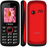 I Kall Multimedia Mobile Phone K55 Red