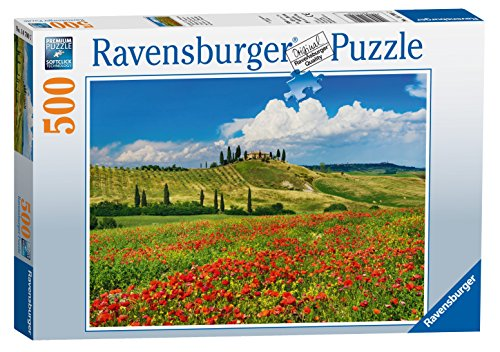 RAVENSBURGER - VERANO EN TOSCANA  ROMPECABEZAS DE 500 PIEZAS (147007)