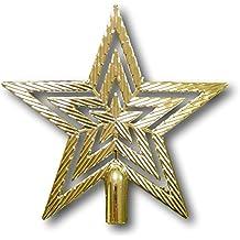 Stern Auf Weihnachtsbaum.Suchergebnis Auf Amazon De Für Weihnachtsbaumspitze Stern