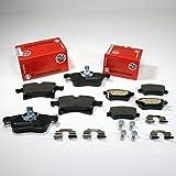 Zimmermann Bremsbeläge/Bremsklötze / Bremsen für vorne + hinten