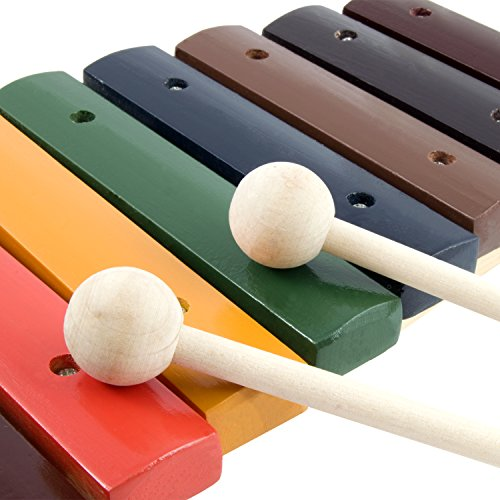 Tiger Childs Wooden Xylophone