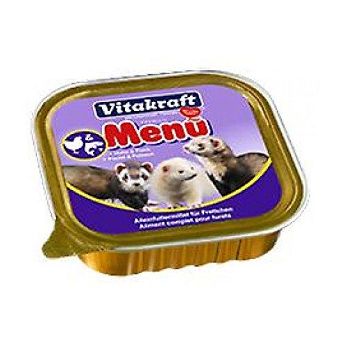 Vitakraft Delikatess Menu pour Furets 100 g