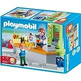 Playmobil - 4327 - Jeu de construction - Boutique et matériel d'entretien