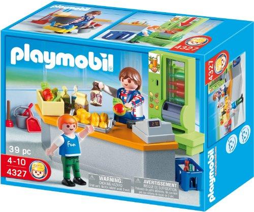 Preisvergleich Produktbild PLAYMOBIL 4327 - Kiosk mit Hausmeister